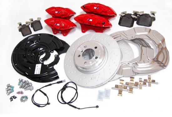Kit de travões M Performance Big Brake dianteiro e traseiro