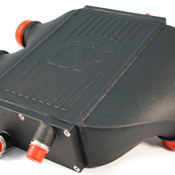 Radiador CSF CHARGE-AIR-COOLER 8082 preto